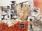Schreinerei - eine Foto-Papier-Collage